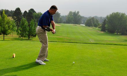 Golf Downswing