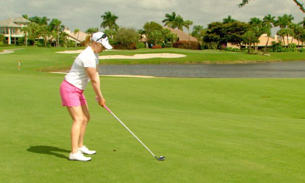 Golf Pitching Tips