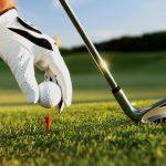 Golf Tee Shots