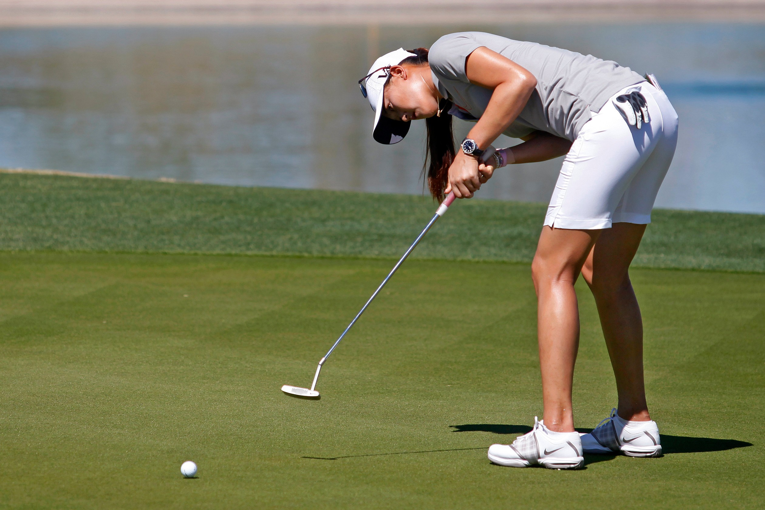 Do you know that 40% of your total score come from putts?